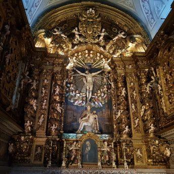 Igreja de São Roque, Lisboa, Portugal