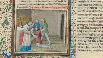 Lancelot communie