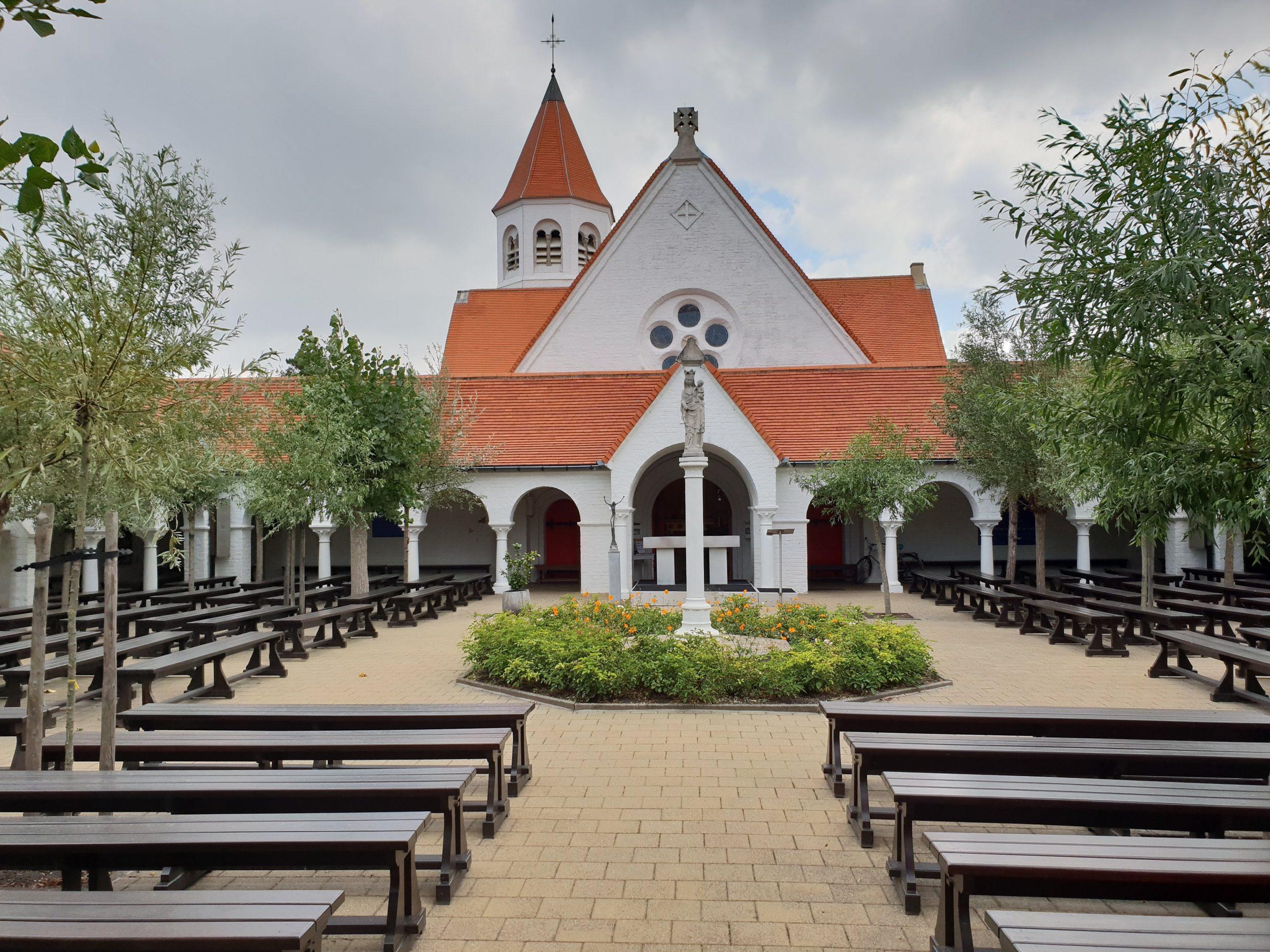 Notre-Dame du Rosaire, Knokke