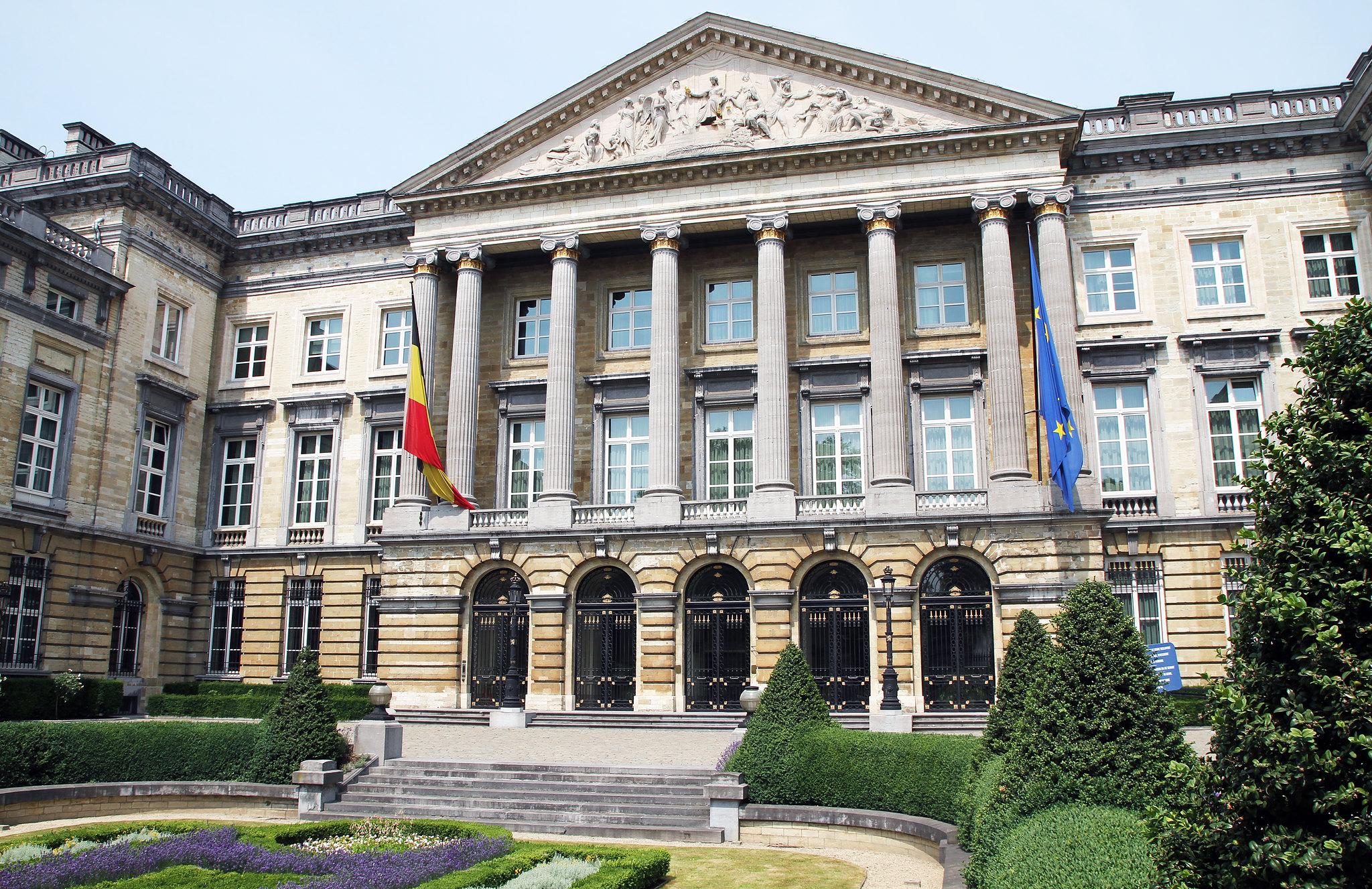 Palais de la Nation, galerie Flickr d'Alex Guibord