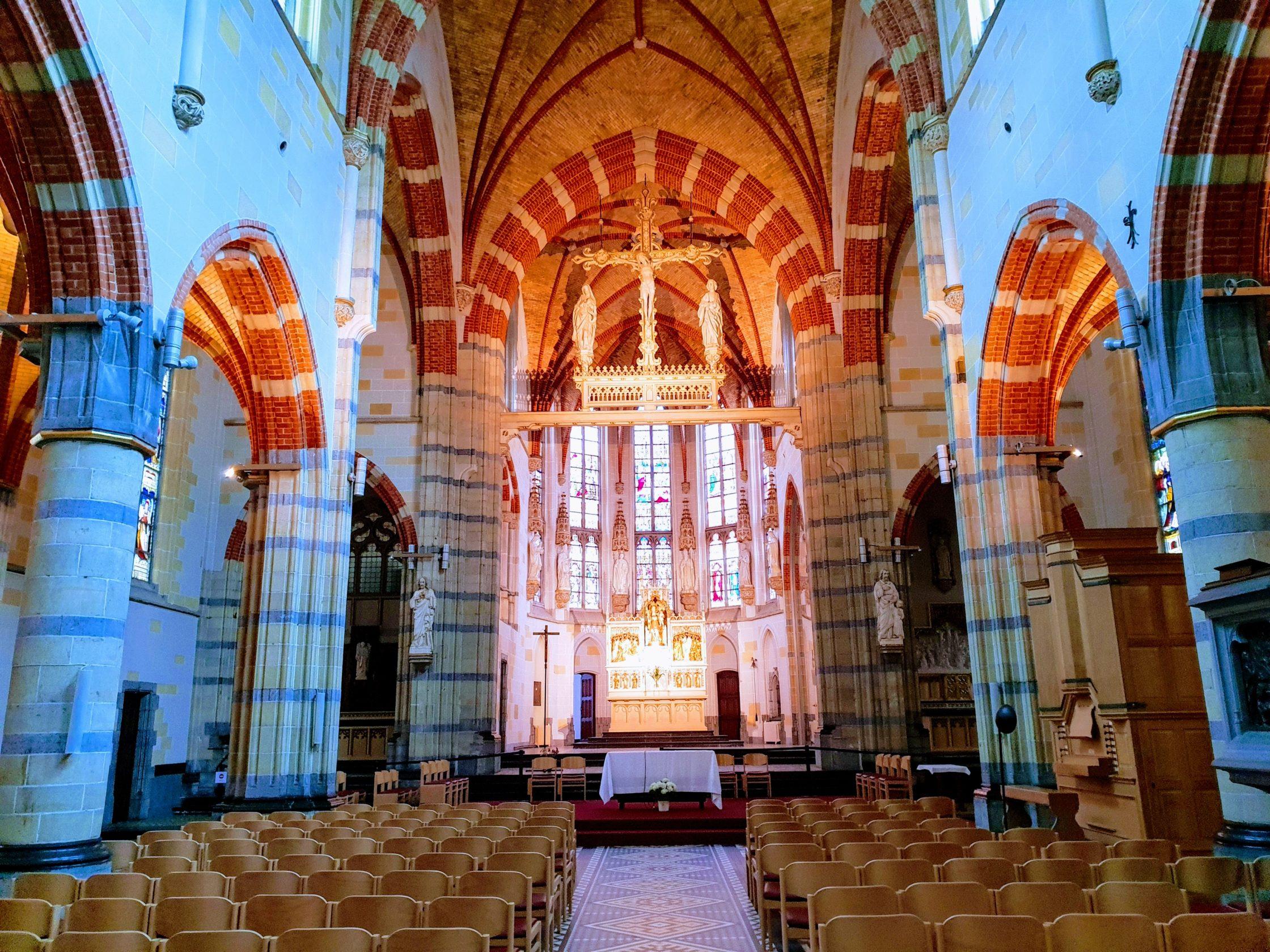 Église du couvent des Dominicains de Bruxelles