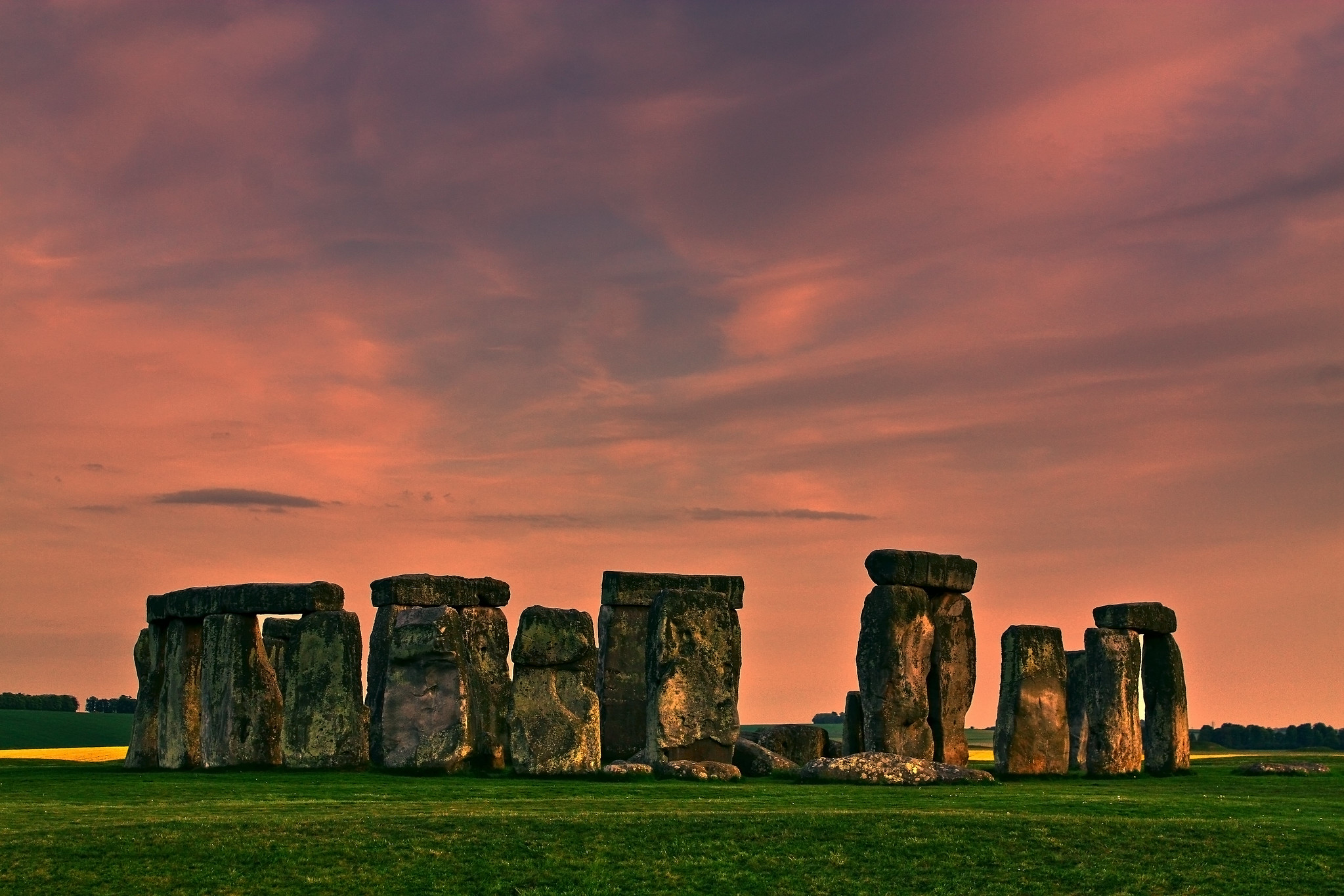 Stonehenge, galerie Flickr de .aditya.