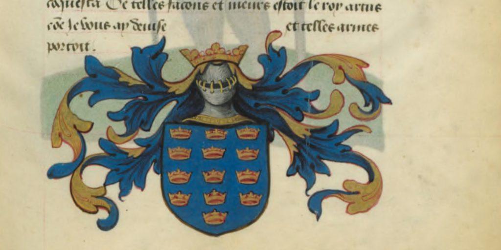 Armes du roi Arthur
