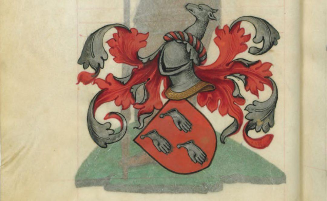 Blason de Baudemagu de Gorre