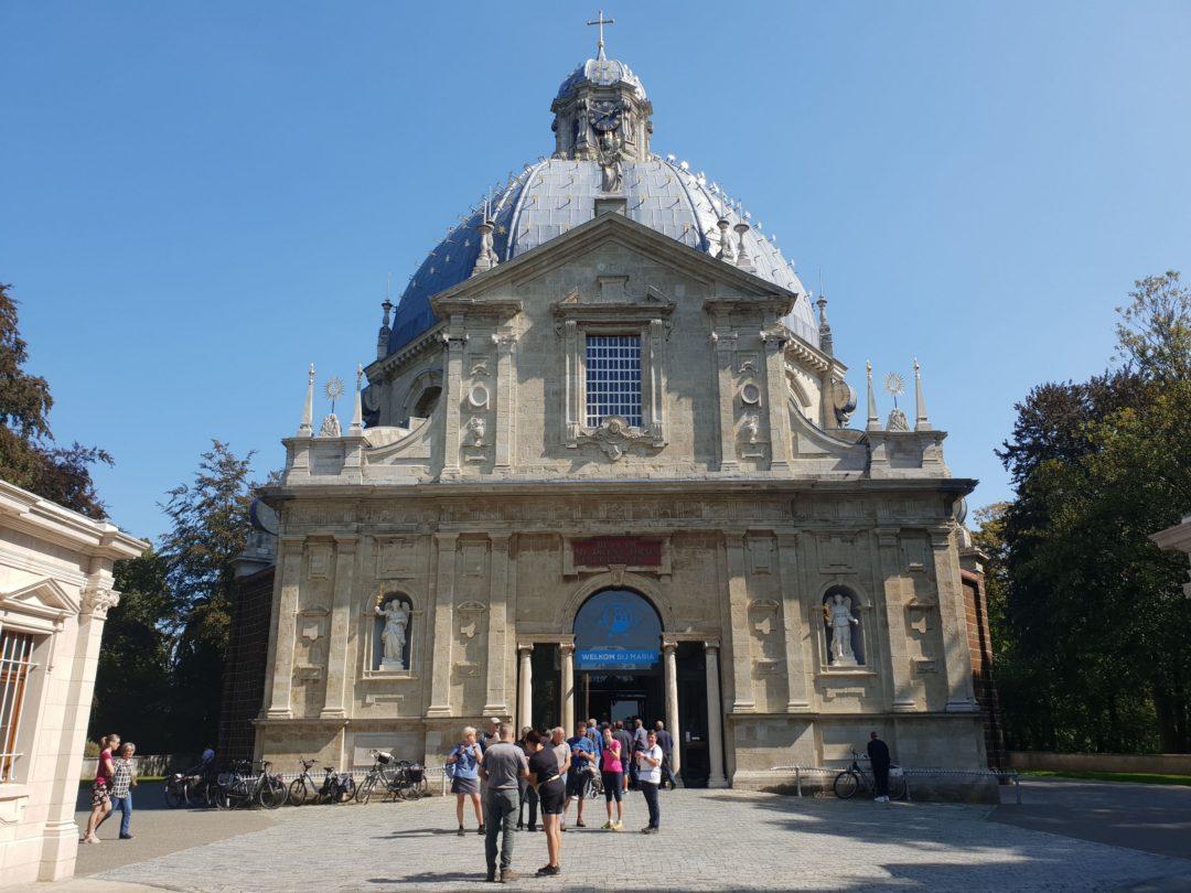 La basilique Notre-Dame de Montaigu
