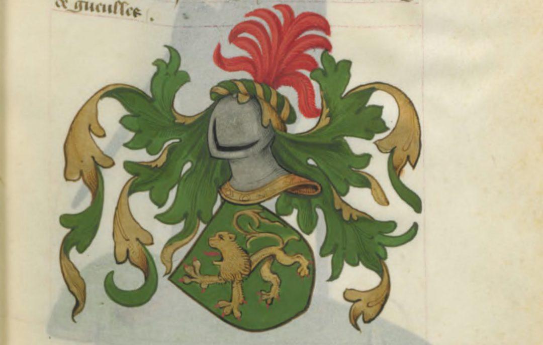 Blason de Tristan de Lyonesse