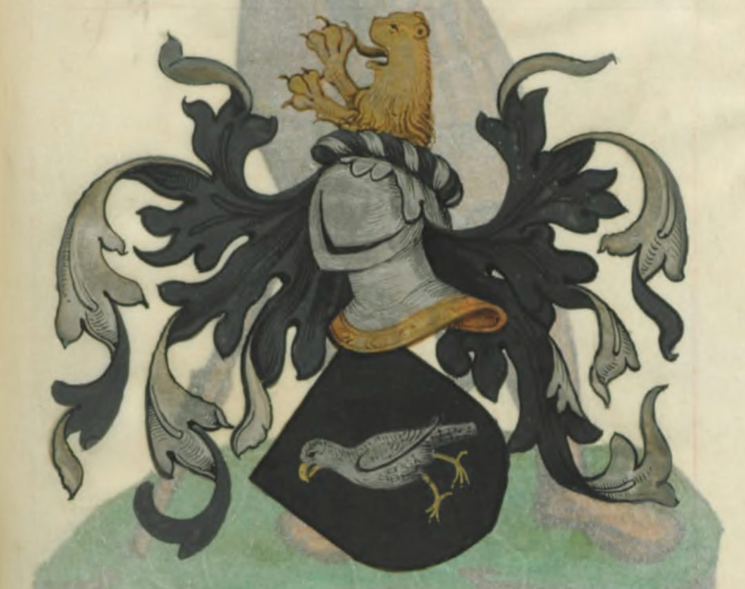 Blason d'Artus ly Blois