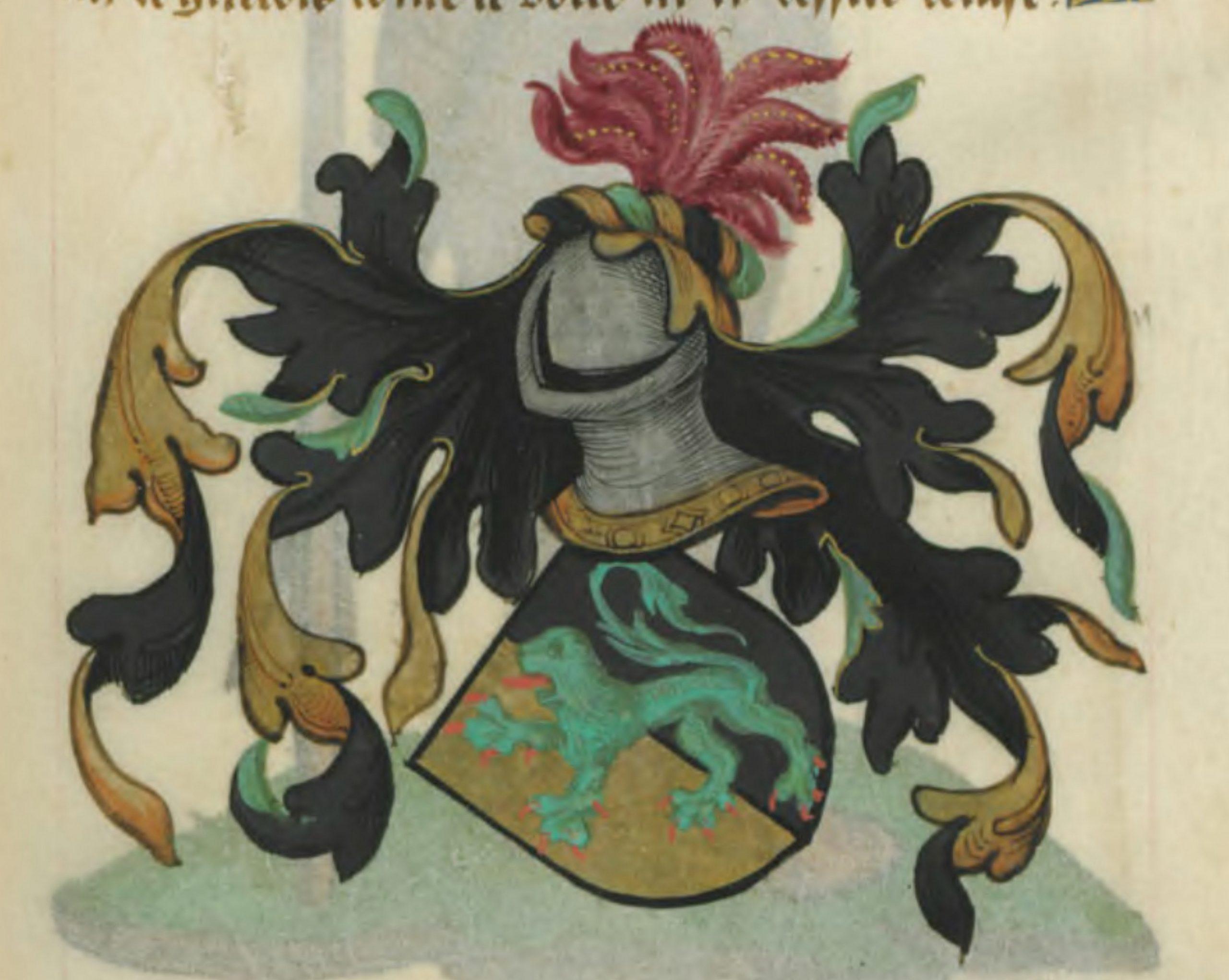 Blason de Galegantin le Galois