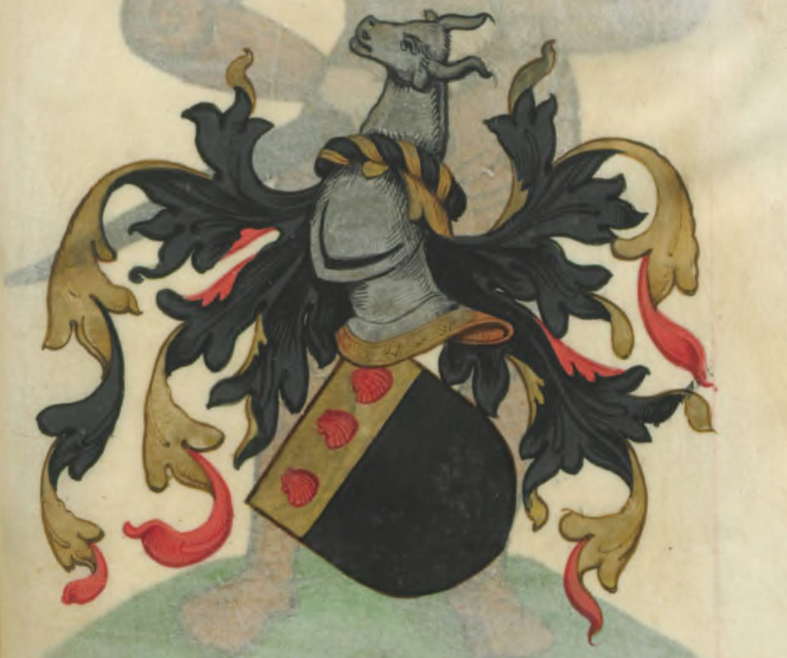 Blason de Gornain