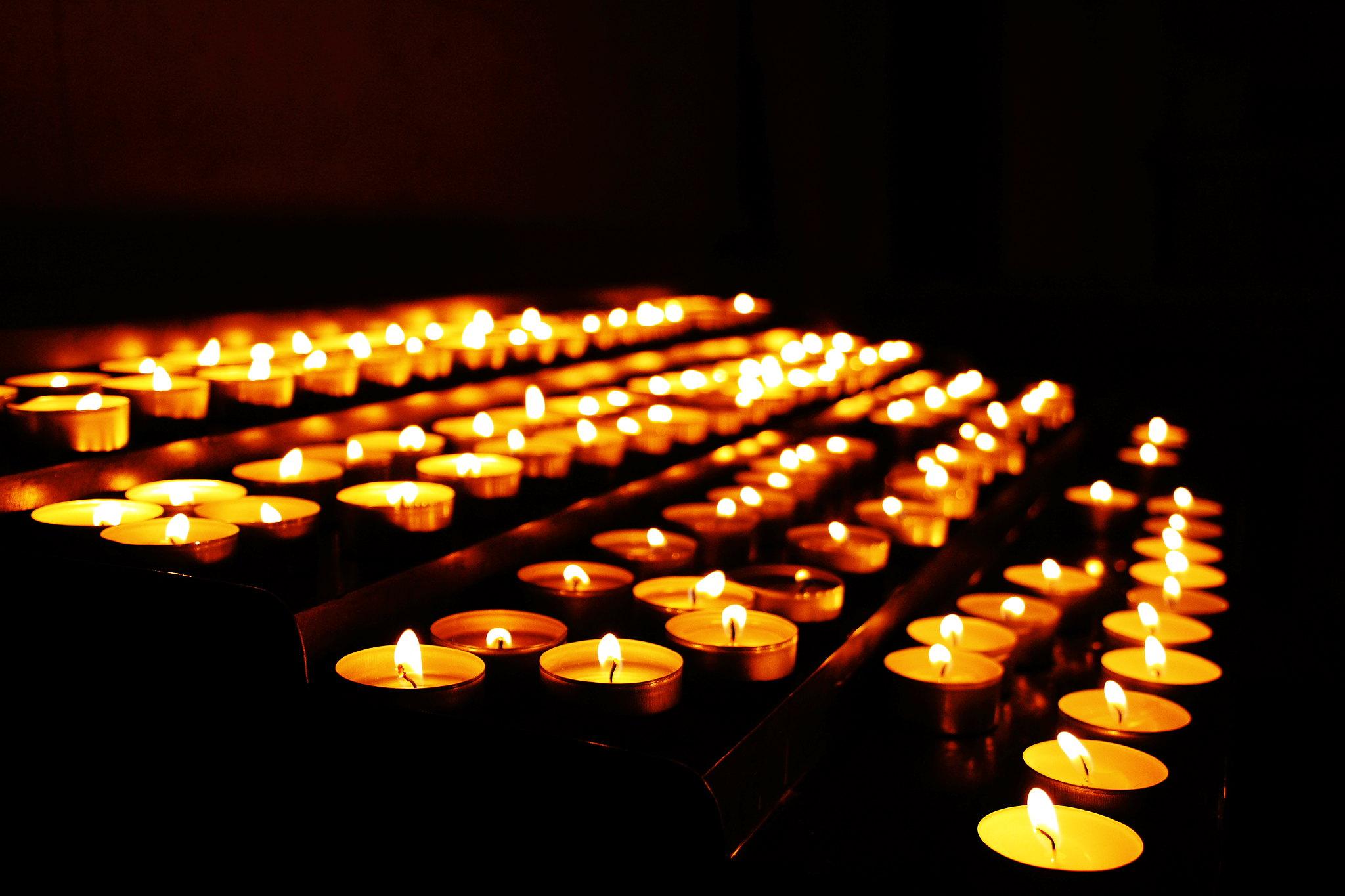 Prayers, galerie Flickr de Christian Oliver Harris