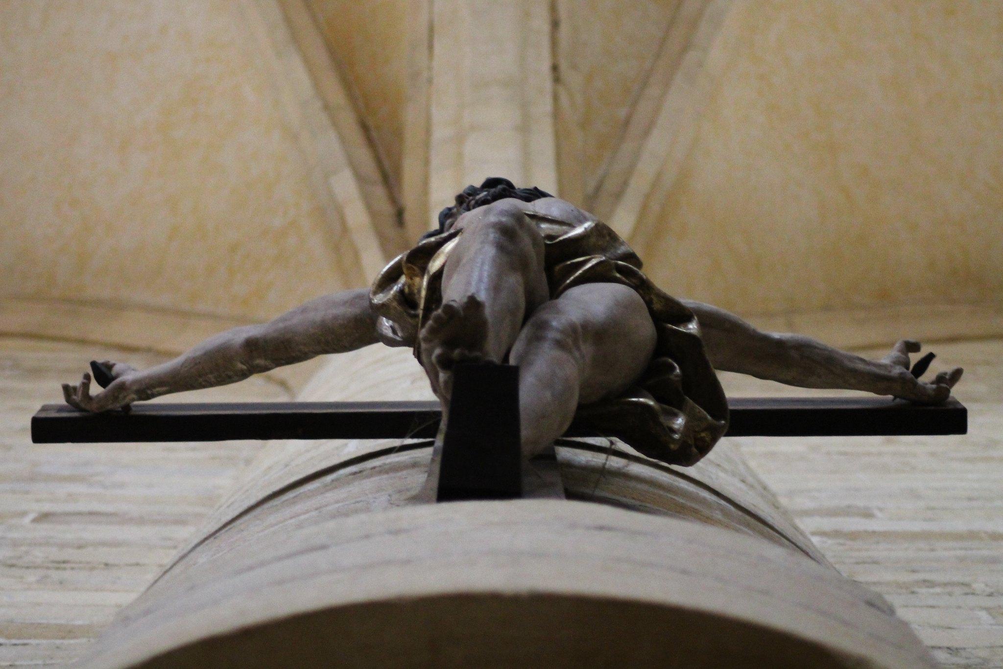 Crucifix : Sarlat, galerie Flickr de Charles Clegg