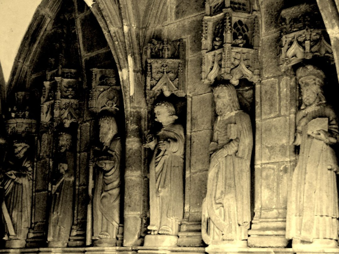 Eglise de Lampaul-Guimiliau
