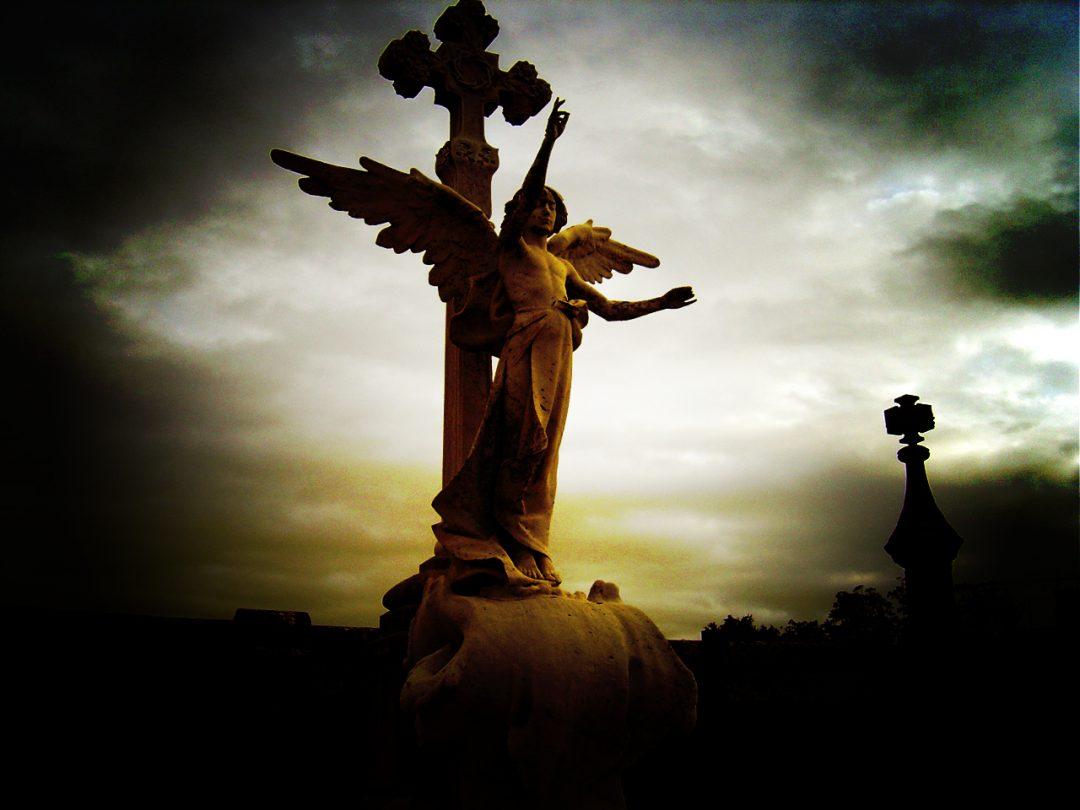 The Angel 2, galerie Flickr de aelena